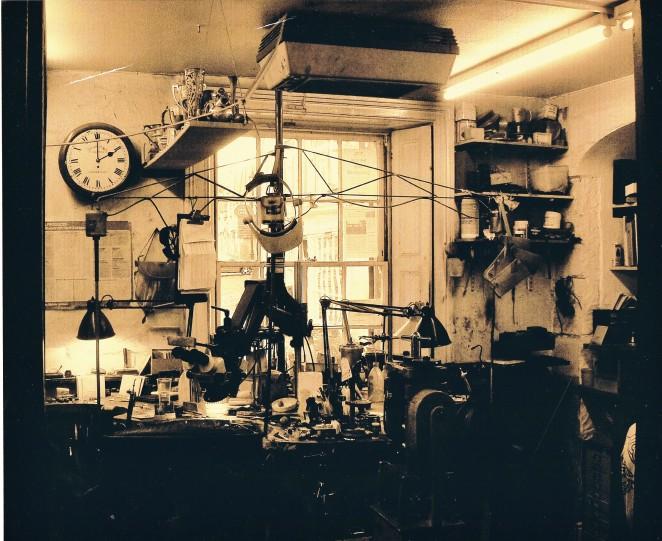 Coppins old workshop